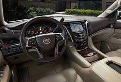 Cadillac Escalade - Cockpit