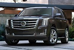 Cadillac Escalade - Frontansicht