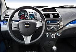 Chevrolet Spark - Cockpit