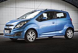 Chevrolet Spark - Seitenansicht