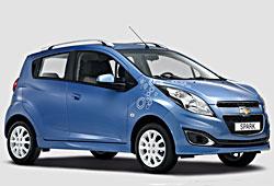 Chevrolet Spark - Modelljahr 2014