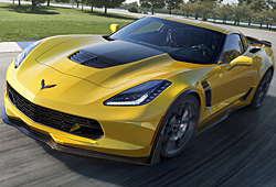 Chevroelt Corvette Z06