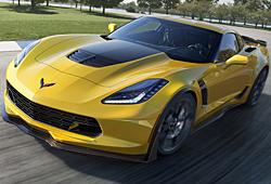 Chevroelt Corvette Z06