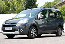Citroen Berlingo Multispace Vitamin - Frontansicht