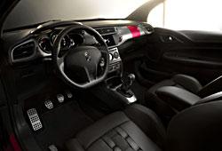 Citroen DS3 Cabrio racing Concept - Innenraum