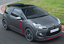 Citroen DS3 Cabrio Racing Concept