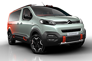 Citroen Space Tourer Hyphen - Concept Car