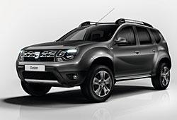 Dacia Duster - seitliche Frontansicht