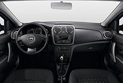 Dacia Logan MCV - Innenraum