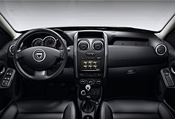 Dacia Duster - Innenraum