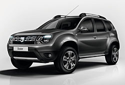 Dacia Duster - Frontansicht