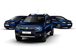 Dacia Celebration-Modelle - Auswahl