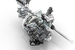 Automatisierte Getriebe Easy-R
