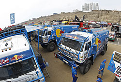 Dakar 2013 - Trucks