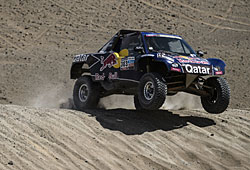 Dakar 2013 - Carlos Sainz © Red Bull Media House