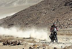 Dakar 5. Etappe