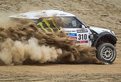 Dakar 2013 - Krzysztof Holowczyc im X-Raid-Mini