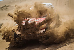 Dakar 2013 - X-Raid-Mini