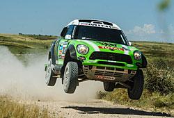 Dakar 2013 - X-Raid-Mini Eric Schröder