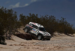 Dakar 2014 - Nasser Al-Attiyah