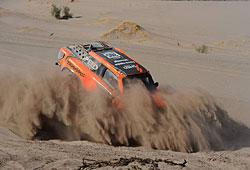 Dakar 2014 - Robby Gordon/Kellon Walch - © Eric Vargiolu/DPPI