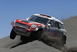 Dakar 2014: Holowczyc im Mini