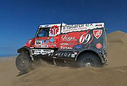 Dakar 2014 - Ales Loprais - © Gigi Soldano/DPPI