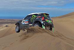 Dakar 2014 - Stéphane Peterhansel - © Gigi Soldano/DPPI