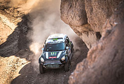 Dakar 2014 - Stéphane Peterhansel