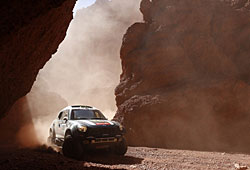 Dakar 2014 - Stephane Peterhansel/Jean-Paul Cottret