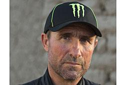 Dakar 2014 - Ein Plattfuß am Mini hielt den Titelverteidiger Peterhansel auf