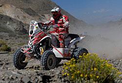 Dakar 2014 - Rafal Sonik - © Gigi Soldano/DPPI