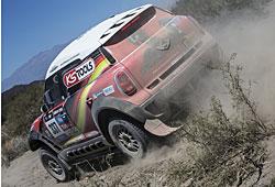 Dakar 2014 - Holm Schmidt im Mini