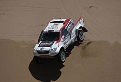 Dakar 2014 - Giniel de Villiers - © Francois Flamand/DPPI