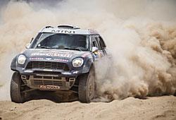 Dakar 2015 - Nasser Al-Attiyah