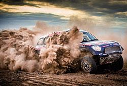 Dakar 2015 - Nasser Al-Attiyah nach der 7, Etappe in Führung