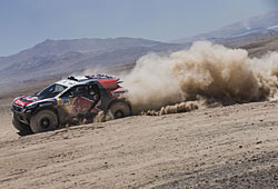 Dakar 2015 - Peugeot 2008 DKR