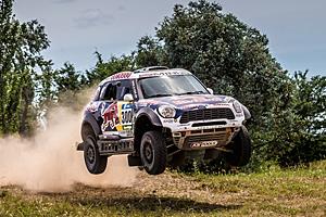 Dakar 2016 - Nasser Al-Attiyah auf dem Sprung zum Sieg?