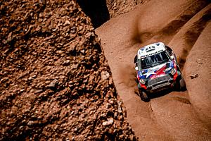 Dakar 2016 - Die wölfte Etappe führte in die Berge