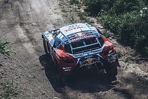 Dakar 2016 - Vierte Etappe: Dreifachsieg für Peugeot