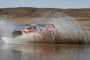 Dakar 2016 - Neunte Etappe: Stéphane Peterhansel