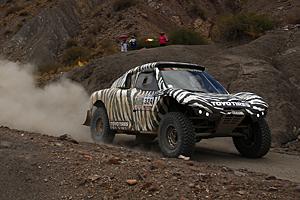 Dakar 2016 - Sechste Etappe: Guerlain Chicherit gibt mit dem X-Raid-Buggy auf