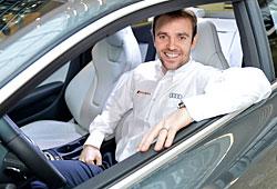 Jamie Green fährt ab 2013 für Audi in der DTM