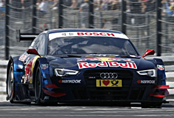 Mattias Ekström im Audi am Norisring