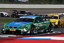 DTM - 1. Lauf - Hockenheim - Augusto Farfus im BMW M3 DTM