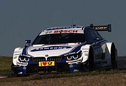 Maxime Martin (BMW) fuhr in Moskau einen Start-Ziel-Sieg ein