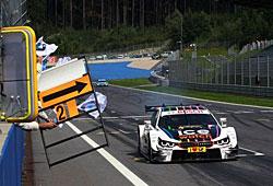 Marco Wittmann (BMW) holt den Sieg auf dem Red-Bull-Ring