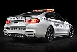 BMW M4 Coupé DTM Safety Car