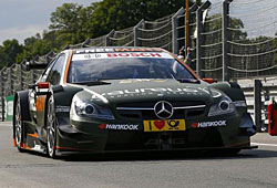 Robert Wickens gewinnt den DTM-Lauf am Norisring