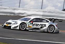 DTM-Lauf auf dem Nürburgring: Paul di Resta